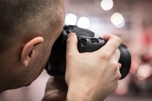 Using a Event Professional photographer
