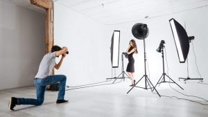 Photography Studio – What Exactly You Need To Bear In Mind!