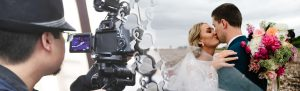 What are the benefits of hiring a professional wedding videographer?